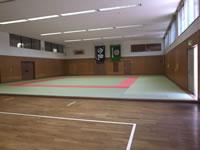 柔・剣道場